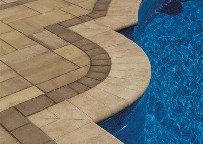 Stone & Paver Pool Decks, Maryland