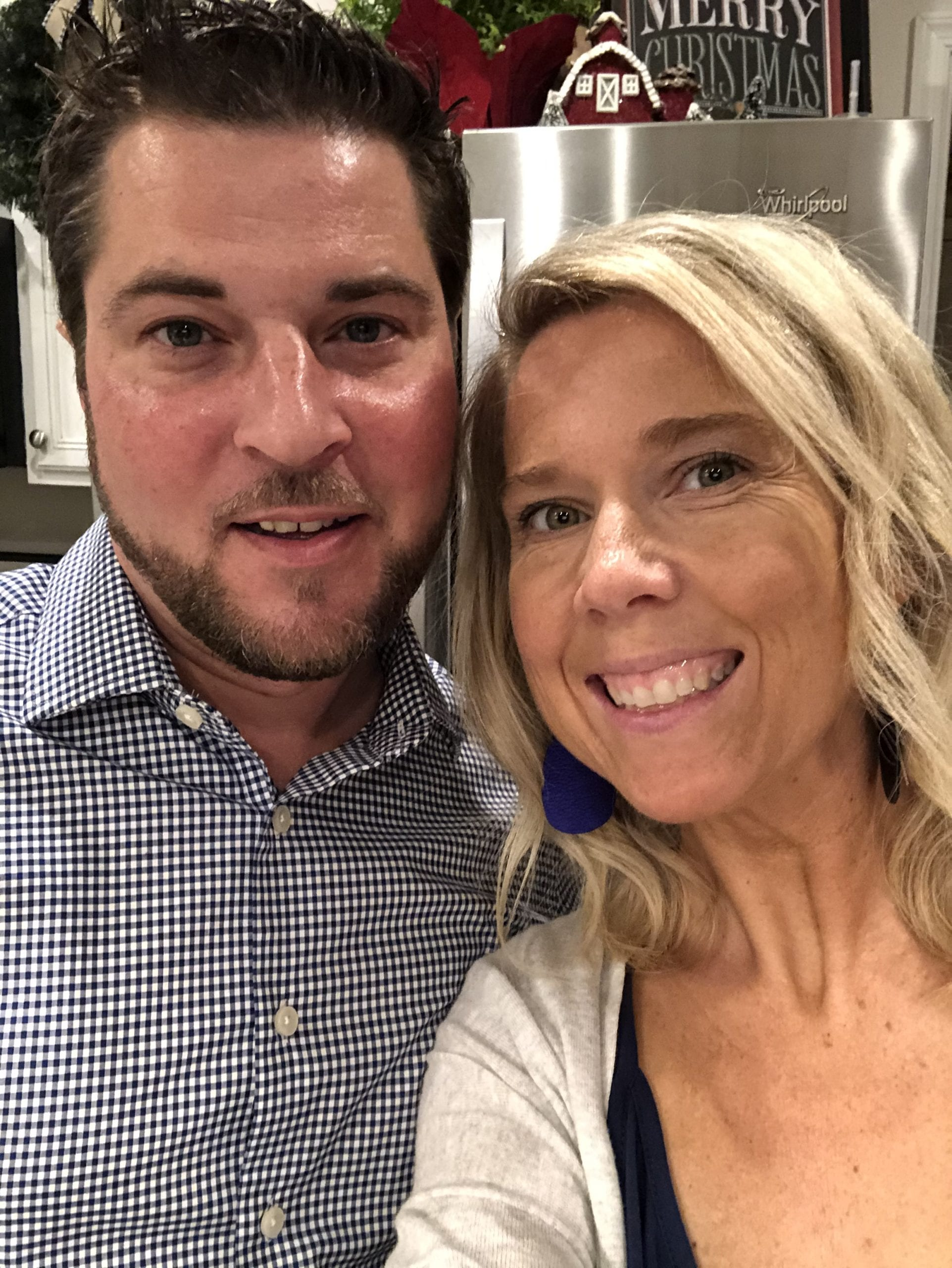 Eric & Courtney Weimer from Keystone Pavers, Bowie, MD