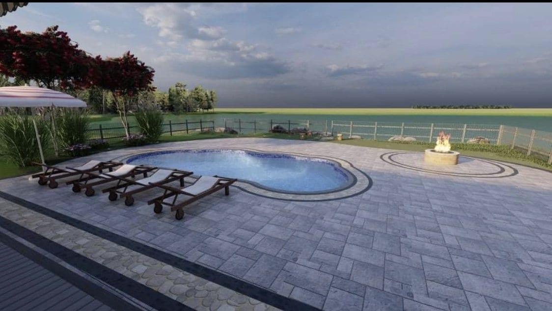 Pool Decks, Maryland & Delaware