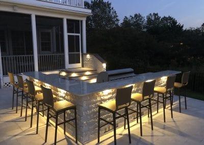 Outdoor Kitchen Contractors, Maryland & Delaware