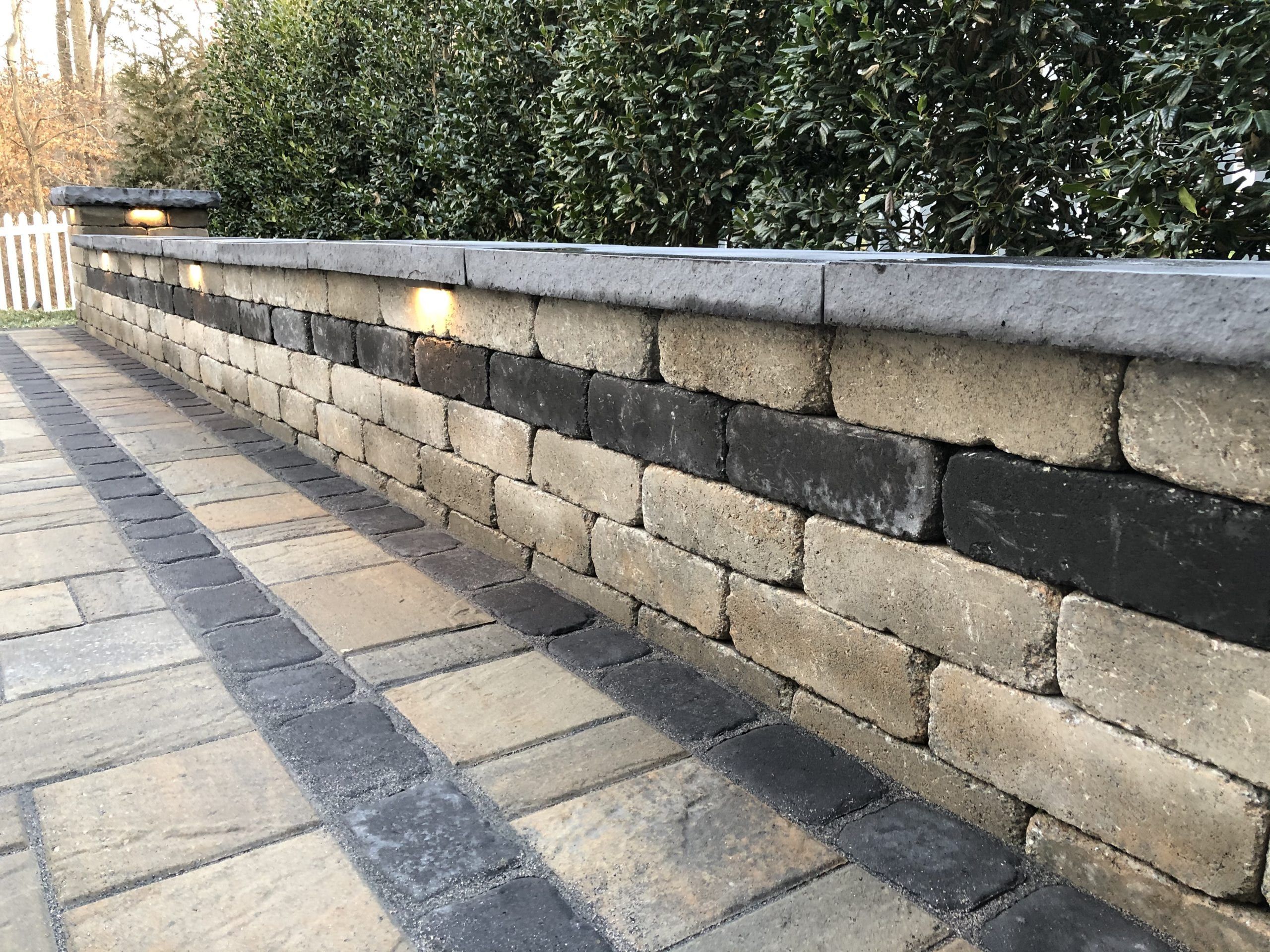 Walls and Benches, Maryland and Delaware